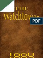 Watch Tower 1884