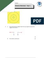 IB Physics 5 Assess WSEM6