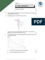 IB Physics 5 Assess WSS6