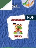 Petralingua German Language Course ACTIVITY BOOK de FULL