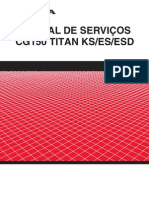 manual da CG150Titan