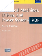Electrical Drives And Power System
