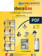 Catalogo 2013 INDLLOBERAGAS Saneamador