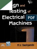 Pdf electrical bakshi 1 book machines by