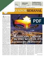 Observador semanal del  07/03/2013