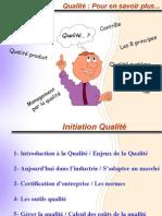 Initiation Qualite 2009