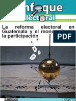 EnfoqueelectoralNo5reforma Electoral