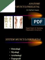 1 Anatomi Muskuloskeletal