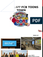 PP Clipping FCB Toons Town