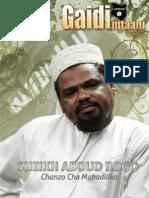 Gaidi Mtaani Issue 3 (March 2013)