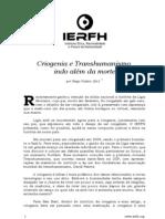 c Rio Genia e Transhumanism o 2012