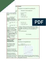 resumen de programación lineal