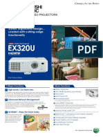 Ex320u Brochure
