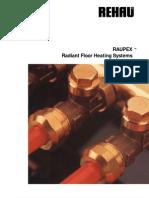 Rehau Tech Manual