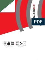 Elkron Catalogo AIFI 2013