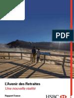 Brochure Avenir Retraite Rapport Pays