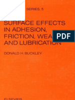 Surface Effects in Adhesion
