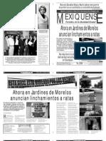 Versión impresa del periódico El mexiquense 7 marzo 2013