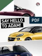 Adam Brochure