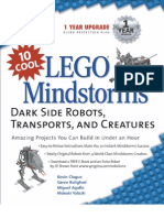 10 Cool Lego Mindstorms Dark Side Robots Transports and Creatures Amazing Projects You Can Build in Under an Hour