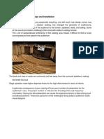Auditorium Design and Installation.docx