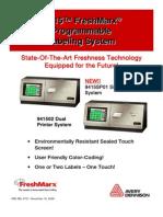 9415 Freshness Customer Release