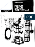 Produse Lactate Traditionale