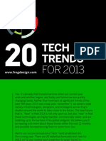 2013 Tech Trends Presentation
