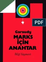 57166508 Garaudy Marks Icin Anahtar