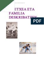 Unitate Didaktikoa - Etxea Eta Familia zen