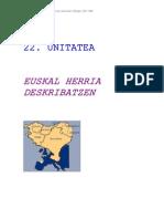 Unitate Didaktikoa - Euskal Herria zen