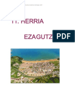 Unitate Didaktikoa - HERRIA EZAGUTZEN