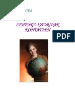 Unitate Didaktikoa - Lehengo Istorioak Kontatzen