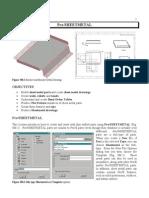Pro Sheetmetal LESSON