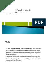 NGOs and Development in Bangladesh