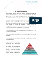 I12_ Piramide de Maslow