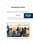Sovereign Voices & Addenda