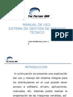 Manual Sistema Servicio Tecnico