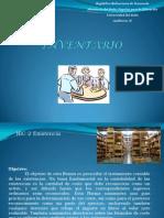 INVENTARIO presentacion