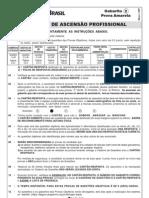 Prova Certificação Interna BB 2007 Prova Amarela