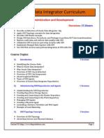 Oracle Data Integrator Curriculum