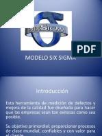 Modelo Six Sigma