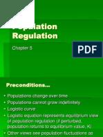 Population & Regulation