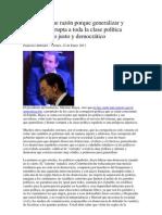Corrupción-Rajoy no tiene razón_Francisco Rubiales