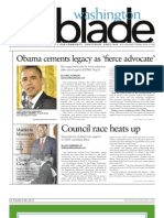 Washingtonblade.com - Volume 44, Issue 10 - March 8, 2013