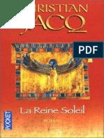 La Reine Soleil - Jacq, Christian