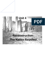 reconstruction unit 4