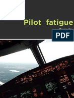ECA Barometer on Pilot Fatigue 12 1107 F