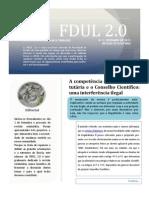 FDUL 2.0 n.º 2 - Revisão Estatutária