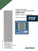 004__UMG507_Instalación y puesta